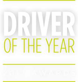 driver of the year 2017 awards